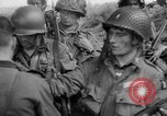Image of German prisoners on D-Day near June Beach France, 1944, second 11 stock footage video 65675053888