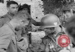Image of German prisoners on D-Day near June Beach France, 1944, second 12 stock footage video 65675053888