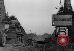 Image of Wrecked buildings Saint Malo France, 1944, second 5 stock footage video 65675053893
