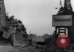 Image of Wrecked buildings Saint Malo France, 1944, second 6 stock footage video 65675053893