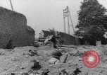 Image of Bomb explosions Saint Malo France, 1944, second 1 stock footage video 65675053895