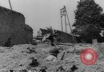 Image of Bomb explosions Saint Malo France, 1944, second 2 stock footage video 65675053895