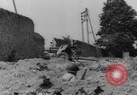 Image of Bomb explosions Saint Malo France, 1944, second 3 stock footage video 65675053895