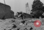 Image of Bomb explosions Saint Malo France, 1944, second 4 stock footage video 65675053895