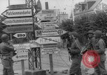 Image of United States soldiers Saint Malo France, 1944, second 6 stock footage video 65675053898