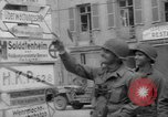 Image of United States soldiers Saint Malo France, 1944, second 9 stock footage video 65675053898