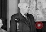 Image of David Ben Gurion at World Zionist Conference London England, 1945, second 5 stock footage video 65675053901