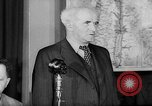 Image of David Ben Gurion at World Zionist Conference London England, 1945, second 8 stock footage video 65675053901