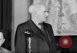 Image of David Ben Gurion at World Zionist Conference London England, 1945, second 9 stock footage video 65675053901