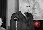 Image of David Ben Gurion at World Zionist Conference London England, 1945, second 11 stock footage video 65675053901