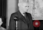 Image of David Ben Gurion at World Zionist Conference London England, 1945, second 12 stock footage video 65675053901