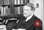 Image of Rabbi Stephen S Wise New York City USA, 1937, second 1 stock footage video 65675053911