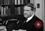 Image of Rabbi Stephen S Wise New York City USA, 1937, second 6 stock footage video 65675053911