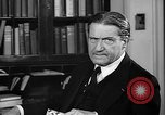 Image of Rabbi Stephen S Wise New York City USA, 1937, second 12 stock footage video 65675053911