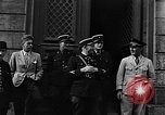 Image of French spies Cherbourg Normandy France, 1944, second 7 stock footage video 65675053922
