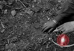 Image of land mine Chartres France, 1944, second 2 stock footage video 65675053923