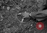 Image of land mine Chartres France, 1944, second 6 stock footage video 65675053923
