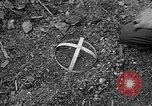 Image of land mine Chartres France, 1944, second 7 stock footage video 65675053923