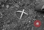 Image of land mine Chartres France, 1944, second 9 stock footage video 65675053923