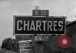 Image of French Forces Cherbourg Normandy France, 1944, second 4 stock footage video 65675053924