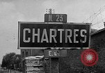 Image of French Forces Cherbourg Normandy France, 1944, second 5 stock footage video 65675053924