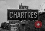 Image of French Forces Cherbourg Normandy France, 1944, second 7 stock footage video 65675053924