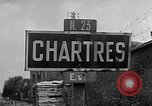 Image of French Forces Cherbourg Normandy France, 1944, second 8 stock footage video 65675053924