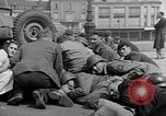 Image of French Forces Cherbourg Normandy France, 1944, second 12 stock footage video 65675053924