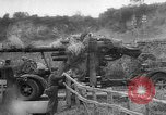 Image of German live fire training France, 1944, second 1 stock footage video 65675053928