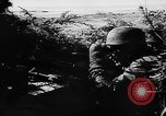 Image of German live fire training France, 1944, second 11 stock footage video 65675053928
