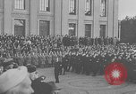 Image of Vidkun Quisling honored by Germany Norway, 1944, second 3 stock footage video 65675053937