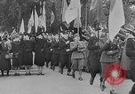 Image of Vidkun Quisling honored by Germany Norway, 1944, second 9 stock footage video 65675053937