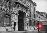 Image of Municipal mortuary Paris France, 1946, second 5 stock footage video 65675053944