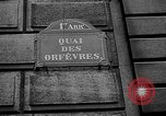 Image of Philippe Petain Paris France, 1946, second 5 stock footage video 65675053948