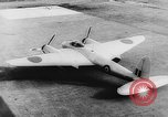 Image of De Havilland DH 98 Mosquito bomber Canada, 1942, second 10 stock footage video 65675053953