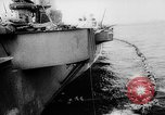 Image of Aircraft carrier Pacific Ocean, 1942, second 7 stock footage video 65675053958