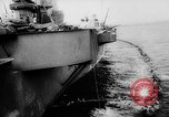 Image of Aircraft carrier Pacific Ocean, 1942, second 11 stock footage video 65675053958