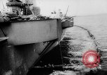 Image of Aircraft carrier Pacific Ocean, 1942, second 12 stock footage video 65675053958