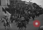 Image of Broncobusters Arcadia Florida USA, 1941, second 10 stock footage video 65675053964