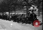 Image of racing sled Bridgeton Maine USA, 1941, second 7 stock footage video 65675053965