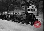 Image of racing sled Bridgeton Maine USA, 1941, second 8 stock footage video 65675053965