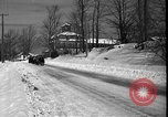 Image of racing sled Bridgeton Maine USA, 1941, second 9 stock footage video 65675053965