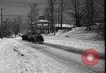 Image of racing sled Bridgeton Maine USA, 1941, second 12 stock footage video 65675053965