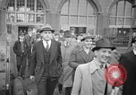 Image of Italians at Worlds Fair violating immigration laws New York City USA, 1941, second 5 stock footage video 65675053970