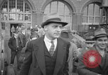 Image of Italians at Worlds Fair violating immigration laws New York City USA, 1941, second 6 stock footage video 65675053970