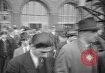 Image of Italians at Worlds Fair violating immigration laws New York City USA, 1941, second 7 stock footage video 65675053970
