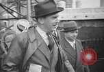 Image of Italians at Worlds Fair violating immigration laws New York City USA, 1941, second 10 stock footage video 65675053970