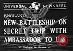 Image of Franklin Roosevelt United States USA, 1941, second 3 stock footage video 65675053973