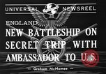 Image of Franklin Roosevelt United States USA, 1941, second 6 stock footage video 65675053973