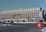 Image of Federal Reserve Building Washington DC USA, 1945, second 4 stock footage video 65675053979